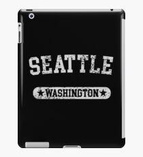Seattle Washington iPad Case/Skin
