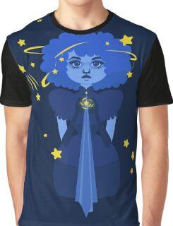 Cloudy Night Graphic T-Shirt