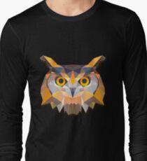 Abstract OVO Long Sleeve T-Shirt
