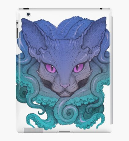 Octosphinx iPad Case/Skin
