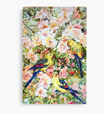 Fit for a Regent - Smokers Canvas Print