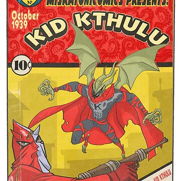 Miskatonicomic Presents No.8: Kid Kthulu... by tnperkins