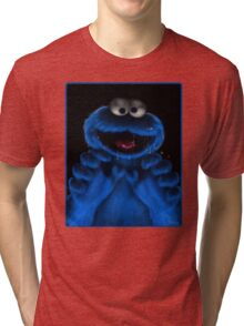 The Monster! (without his teeth) Tri-blend T-Shirt