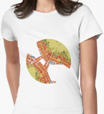 cipher n. 3  (original sold) Womens Fitted T-Shirt