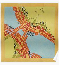 cipher n. 3  (original sold) Poster