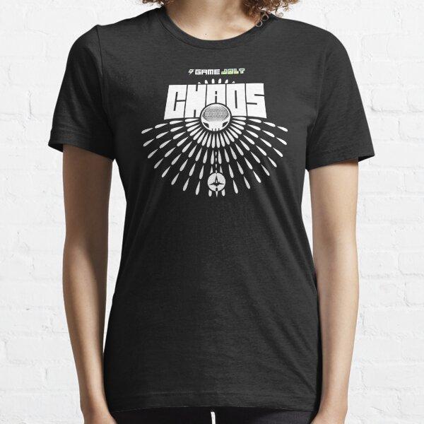 Game Jolt Chaos - Text Version Essential T-Shirt