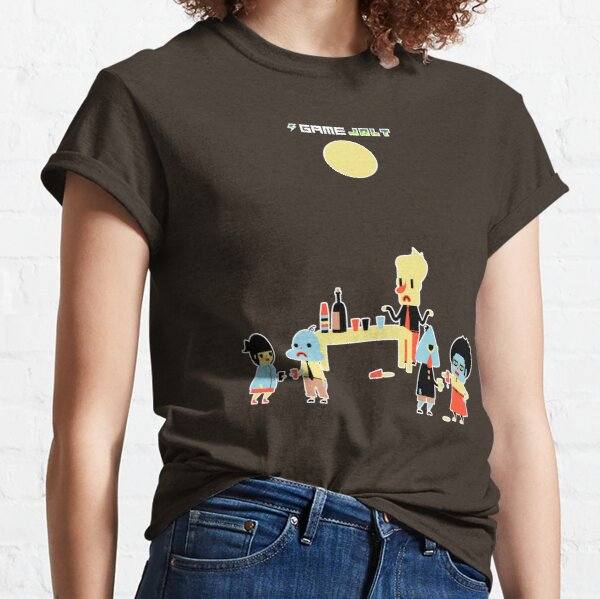 Game Jolt Party - Textless Version Classic T-Shirt