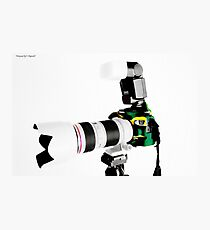 Canon 70d 02 Photographic Print