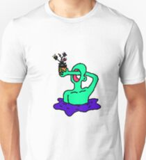8bit flower offer T-Shirt