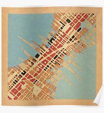 cipher n. 7  (original sold) Poster
