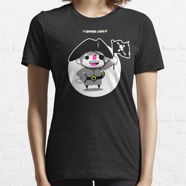 Game Jolt Pirate Essential T-Shirt
