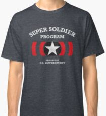 Super Soldier Classic T-Shirt