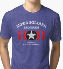 Super Soldier Tri-blend T-Shirt