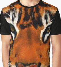 Tiger Eyes Graphic T-Shirt