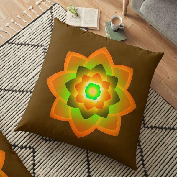 Starlight Mandala Series 5 Floor Pillow