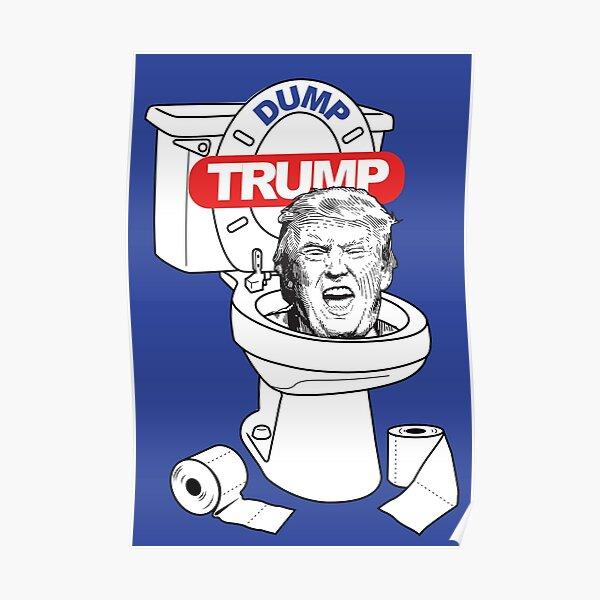 Dump Trump Poster