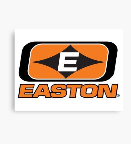 Easton Redline Bassball Bat Canvas Print
