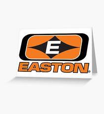 Easton Redline Bassball Bat Greeting Card