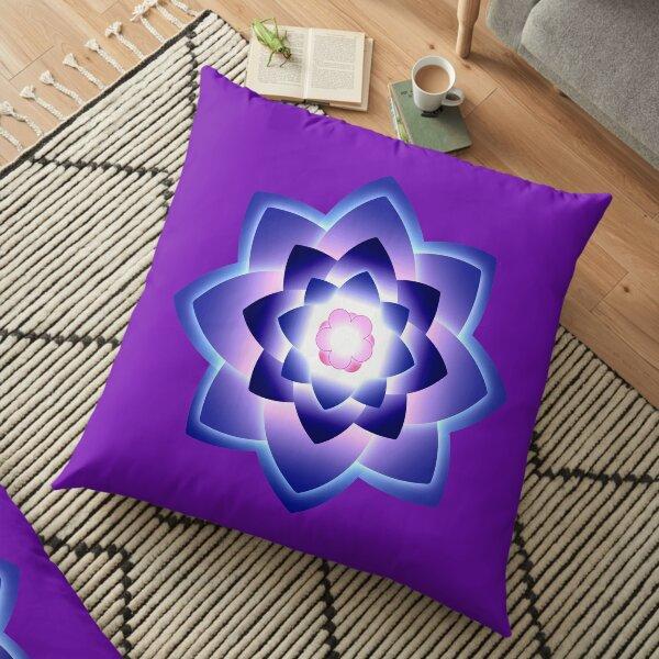 Starlight Mandala Series 4 Floor Pillow