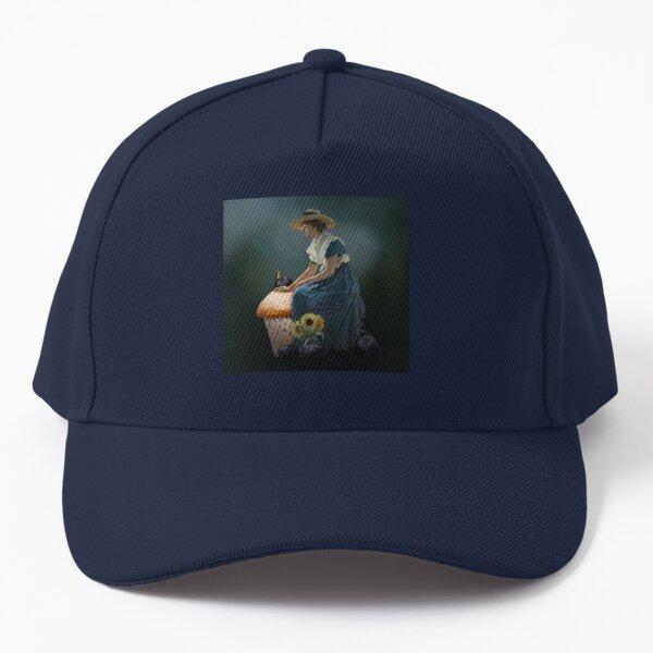 Blueberry cupcake Baseball Cap