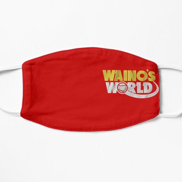 Waino's world  Flat Mask