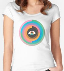 Path to Infinity Women's Fitted Scoop T-Shirt