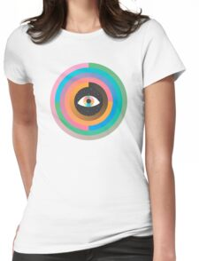Path to Infinity Womens Fitted T-Shirt