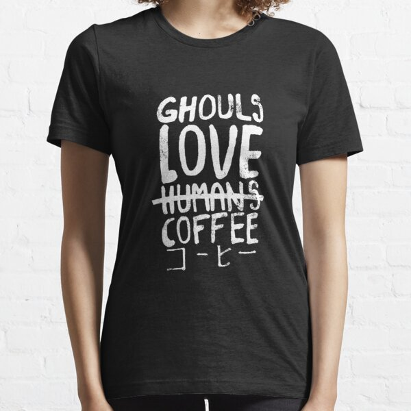 Ghouls Love Coffee  3681 Essential T-Shirt