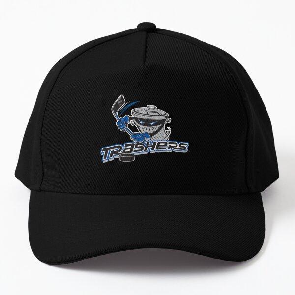 Danbury Trashers Logo Baseball Cap