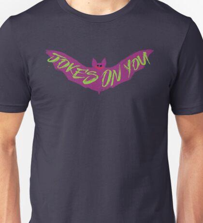 The Joking Bat Unisex T-Shirt