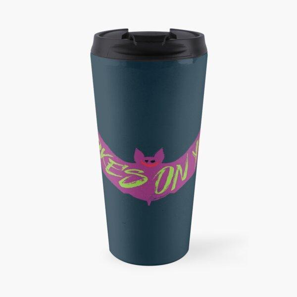 The Joking Bat Travel Mug