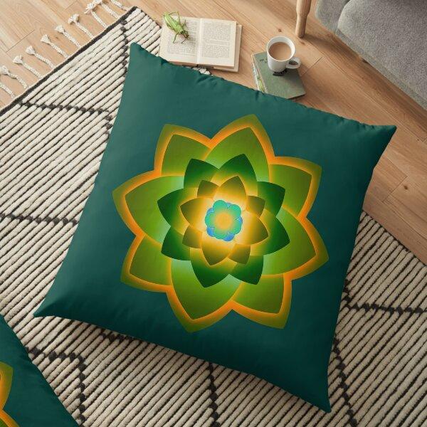 Starlight Mandala Series 1 Floor Pillow