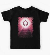 Bahai Faith (Nine Pointed Star) Kids Clothes