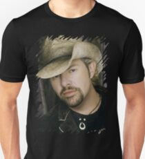 Toby Keith - Celebrity (Oil Paint Art) Unisex T-Shirt