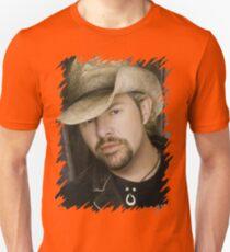 Toby Keith - Celebrity (Oil Paint Art) T-Shirt