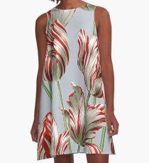 Tulipomania - The Semper Augustus A-Line Dress