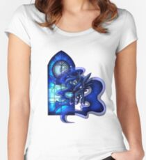 MLP Princess of the Night Women's Fitted Scoop T-Shirt