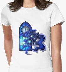 MLP Princess of the Night Women's Fitted T-Shirt