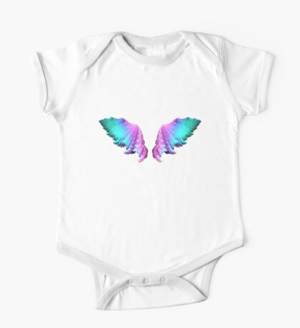 Wings #fractal art Kids Clothes