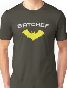 BATCHEF - Super Hero Chef Cook  Unisex T-Shirt