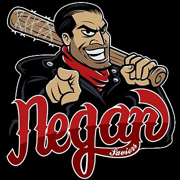 Negan Baseball Club by rustenico