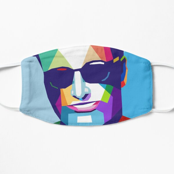 Conan O'Brien WPAP Flat Mask