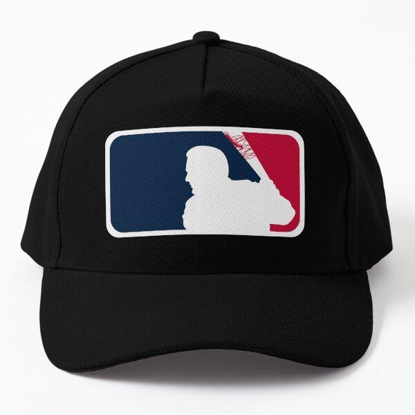 Negan League Baseball Logo Zombie Parody Baseball Cap