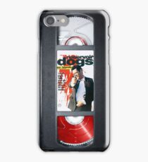 Reservoir Dogs case 1991 iPhone Case/Skin