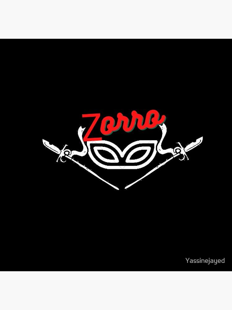 Zorro by Yassinejayed