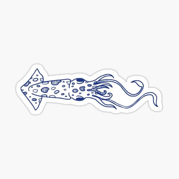Calmar Sticker