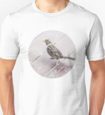 The Curious Sparrow Unisex T-Shirt