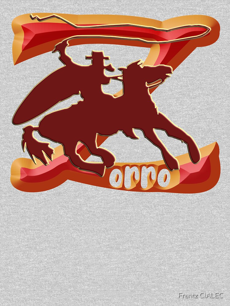 Z AS IN ZORRO - ZORRO ON HORSEBACK - ZORRO THE MYTH - THE WHIP MASTER - THE LEGEND OF AN OUTSTANDING HORSEMAN  by Ralek