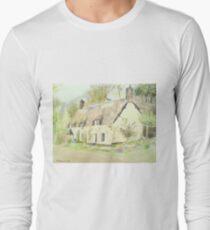 Picturesque Dunster Cottage T-Shirt