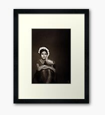 India Framed Print